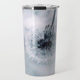 dandelion ice Travel Mug