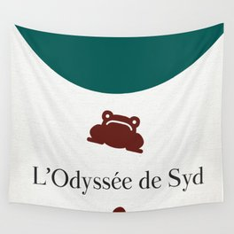 L'Odyssée de Syd Wall Tapestry