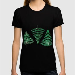 Fiordland Forest Ferns T-shirt