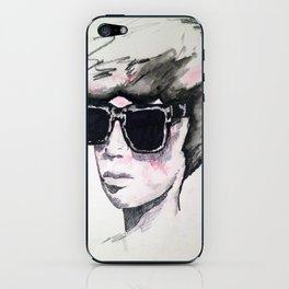 SHADED 001 iPhone Skin