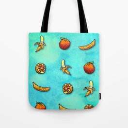 Orange Ya Glad I Didn't Say Banana? Tote Bag