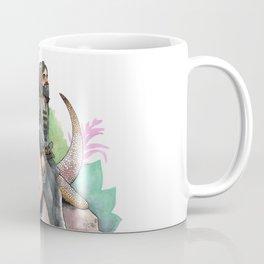 King Richard & Tad Cooper Coffee Mug