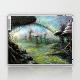 Alien Landscape Laptop & iPad Skin