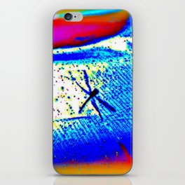 Dragonfly 1 iPhone Skin