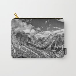 Dolomites - Rosengarten group Carry-All Pouch