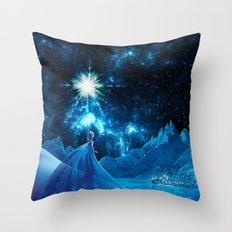 Frozen - Elsa Throw Pillow