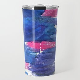 Han blue Travel Mug
