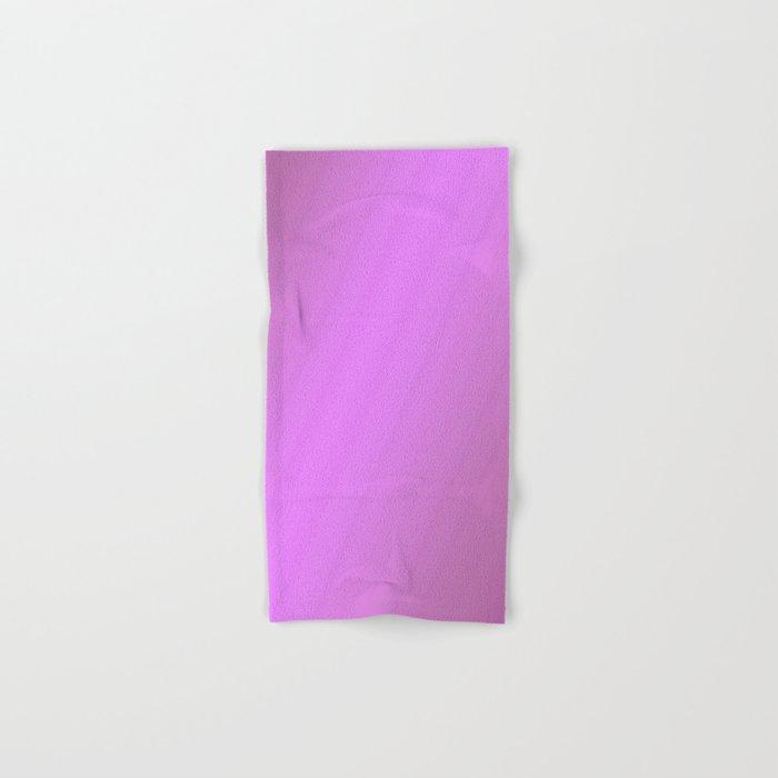 Purple Lilac Colors Hand & Bath Towel