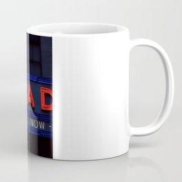 Radio City Music Hall NYC Coffee Mug