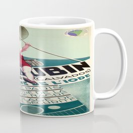 Vintage poster - Saint Aubin, France Coffee Mug