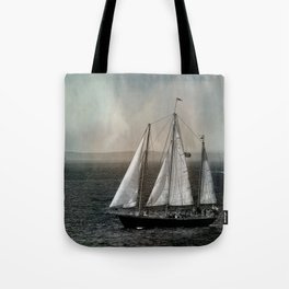 Safe Passage Tote Bag