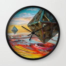 Taqueria Wall Clock