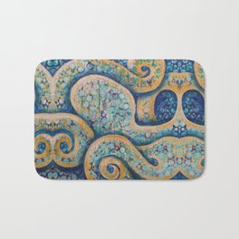 The Intuitive Octopus Bath Mat