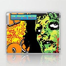 Voodoo Drums Laptop & iPad Skin