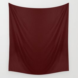 Bulgarian Rose Red Light Pixel Dust Wall Tapestry