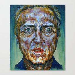 Googley Eyed Christopher Walken Canvas Print