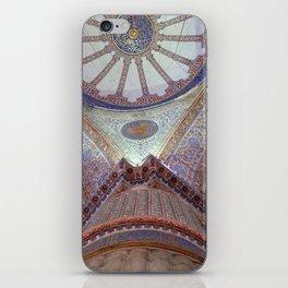 Blue Mosque - Ellie Wen iPhone Skin