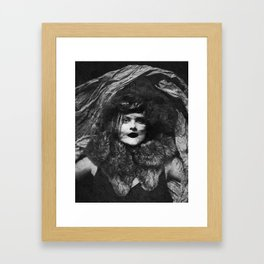 It Lives In the Blood Framed Art Print