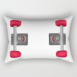 Skateboard Trucks Rectangular Pillow