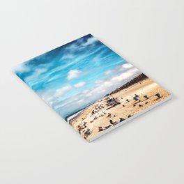 Manhattan Beach Summer Notebook