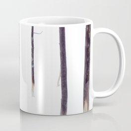 Bare Trees in Winter Coffee Mug