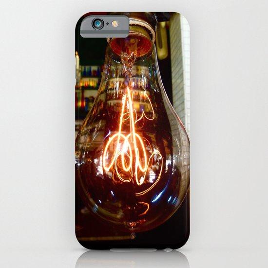 LIGHTbulb iPhone & iPod Case
