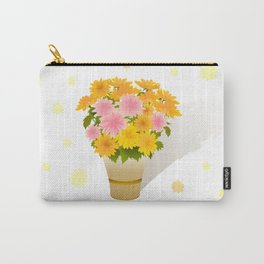 Bouquet of asters Carry-All Pouch