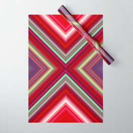 Electronic Ruby Wrapping Paper
