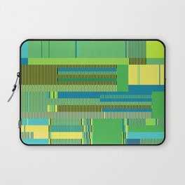 Scandinavian Moon (Parrot Colours) Laptop Sleeve