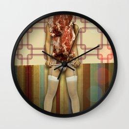 Tenderloin Wall Clock