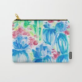Nama-stay the Night Cactus Carry-All Pouch