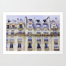 Paris Nº 12 Art Print