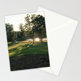 Shining Through the Trees Stationery Cards