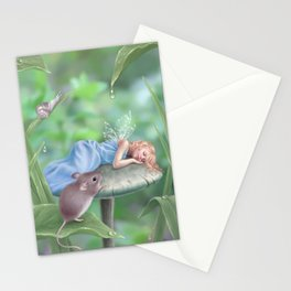 Sweet Dreams Fairy Stationery Cards