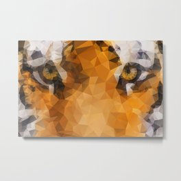 Burning Bright! Metal Print