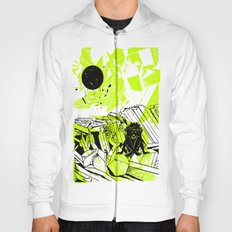 Depression on a Lonely Planet Hoody