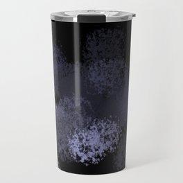 Blue lights Travel Mug