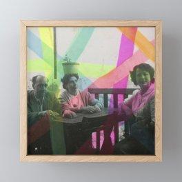 Tempi Residui - C6 - 009 Framed Mini Art Print