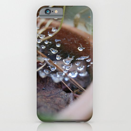 water's web iPhone & iPod Case