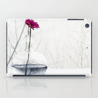 flower of life iPad Cases featuring flower by Ingrid Beddoes