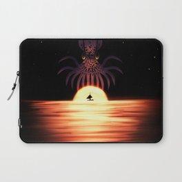 Kraken the Sky Laptop Sleeve