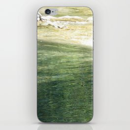 l'eau vive iPhone Skin
