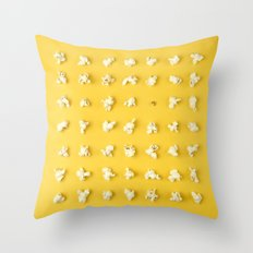 Old Maid Throw Pillow