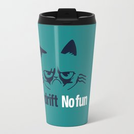 No drift No fun v2 HQvector Travel Mug
