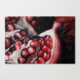 Pom Canvas Print