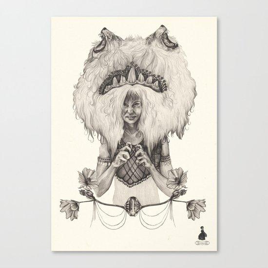 L E O  Canvas Print