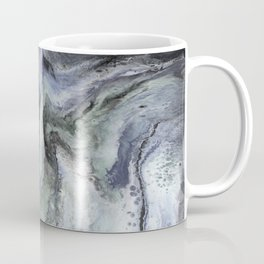 'I'm With You' Psychedelic Resin Artwork Coffee Mug