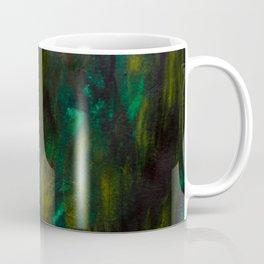 Green Close-up Coffee Mug