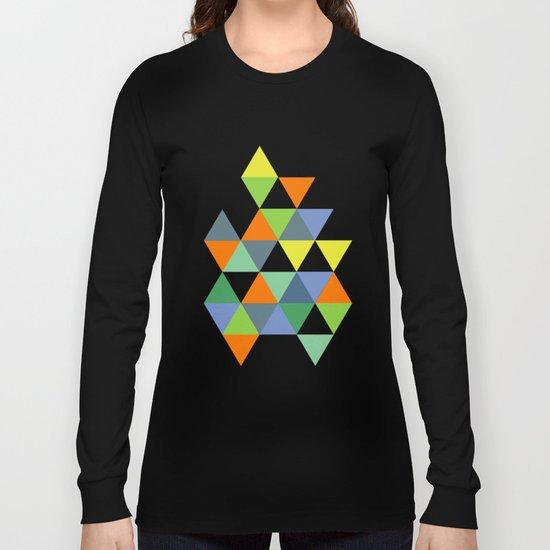 Abstract #693 Long Sleeve T-shirt