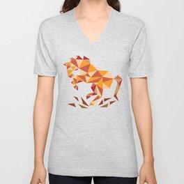 Dancing Mustang // Digital // Illustration Unisex V-Neck